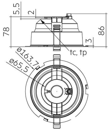 DLA-G2-150mm