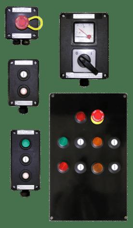 TEPEX-Explosion-Proof-Control-Unit-SKX-Series
