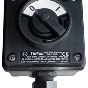 TEPEX-SKX-SW-Explosion-Proof-Switch